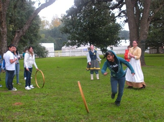 Civil War School Day Games